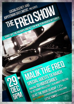 The FreQ Show