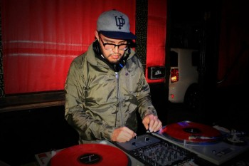 Neftali of The GetDown Collective